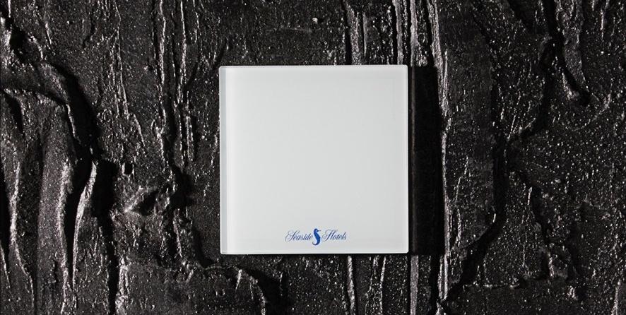 Dotykowy przycisk Kamereon z logotypem