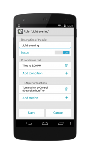 EcoPilot ayControl Nexus5